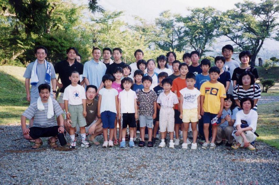 2000年 親子の集い