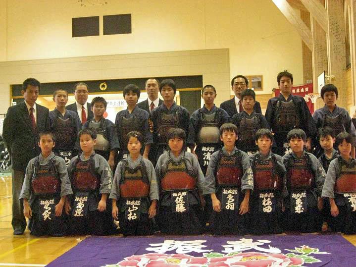 第29回伊南武道館少年剣道大会