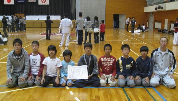 福島県小学生選手権大会