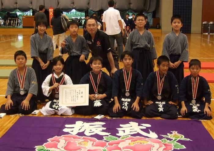 第50回県下少年剣道大会