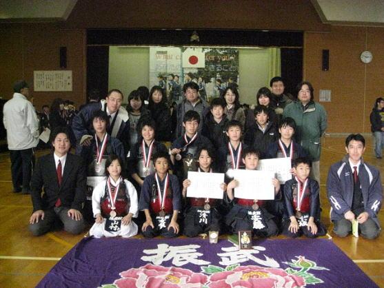 第19回福島県剣道連盟飯坂支部 剣道練成大会