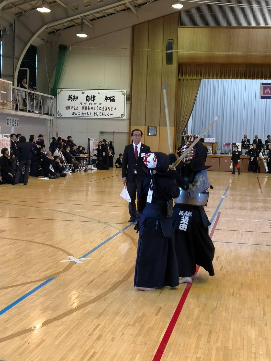 朝日町立朝日中学校 (山形県)