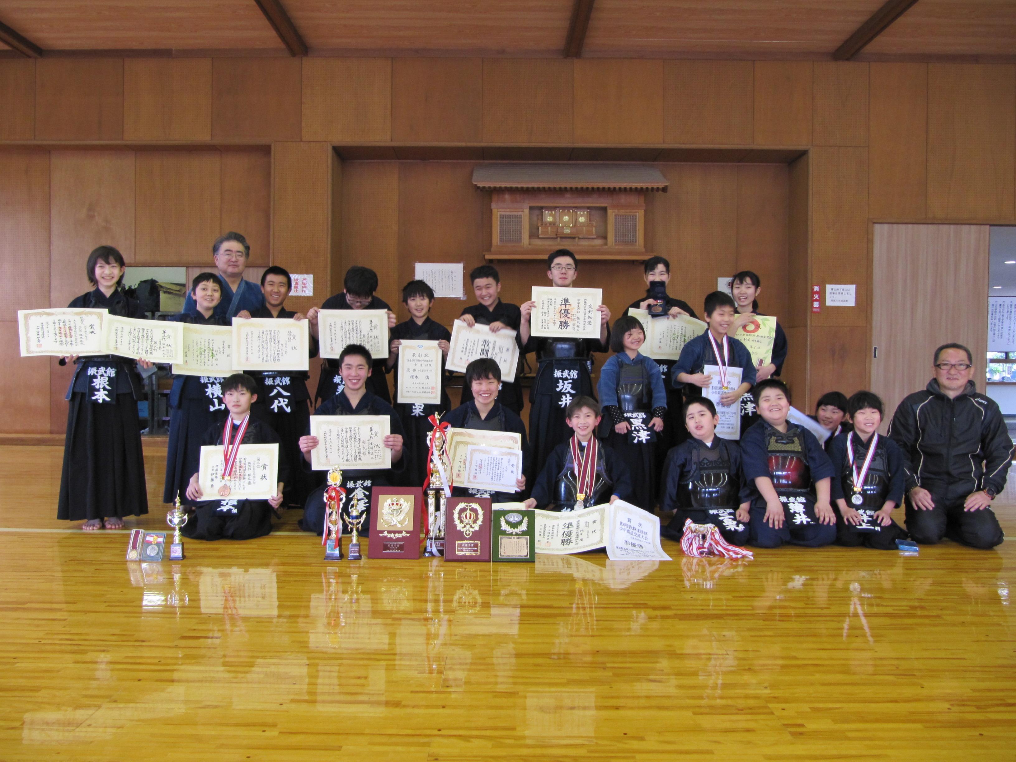 平成31年卒団式