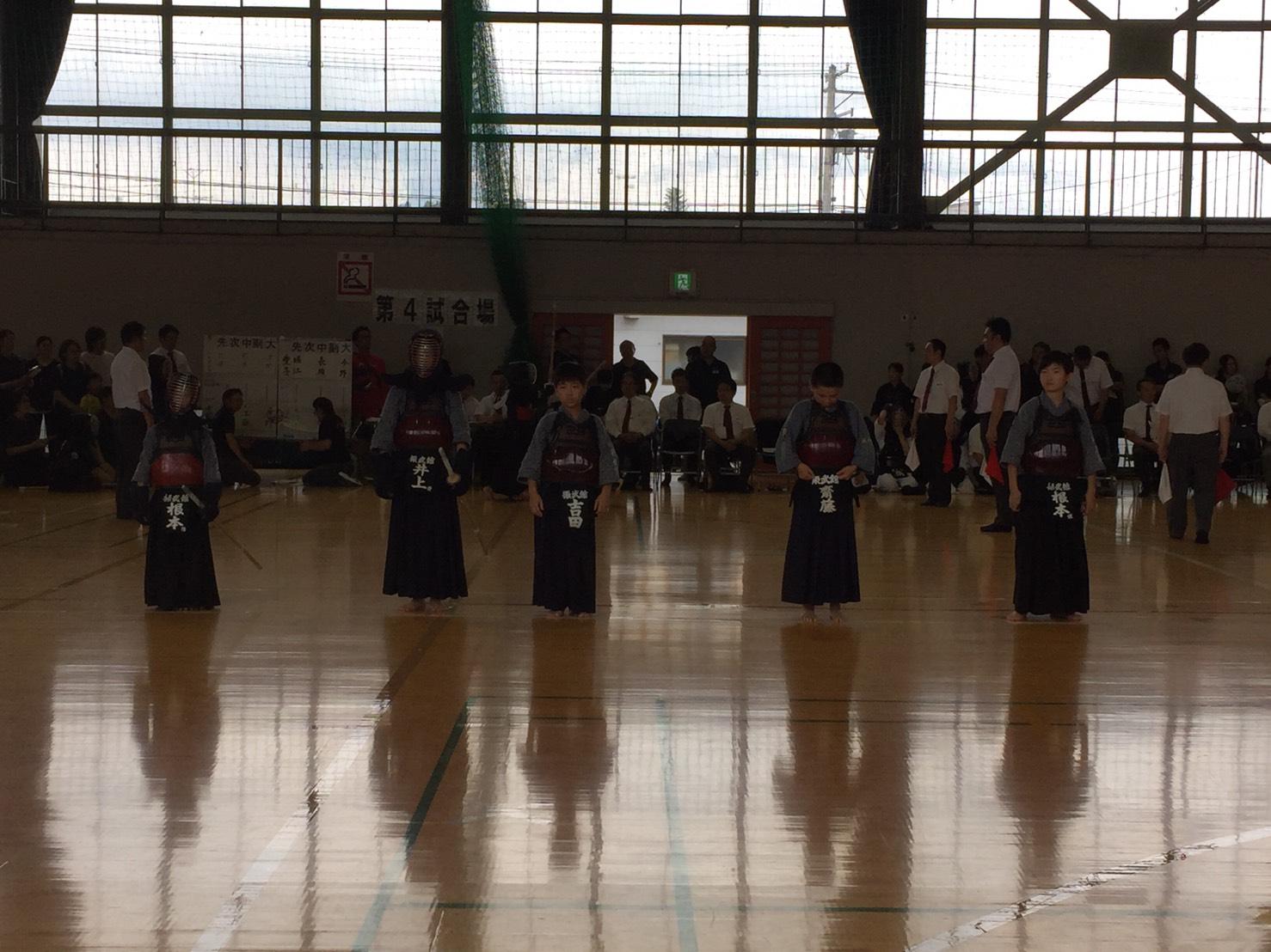大会 | 振武館 須賀川市剣道スポーツ少年団