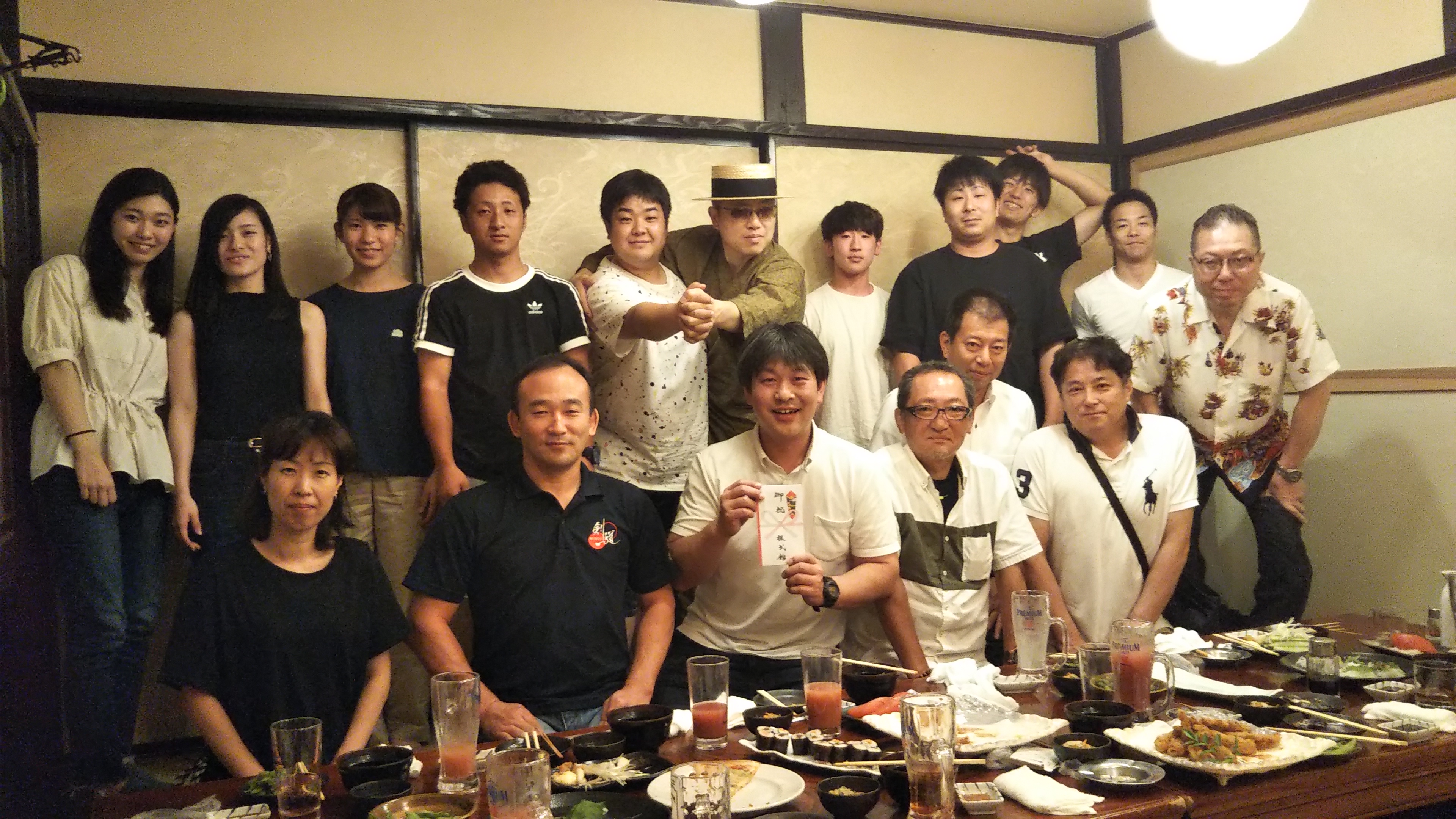 健太郎先生祝賀会